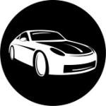 4311946-vector-auto-icona-bianco-e-nero-basta-cambiare