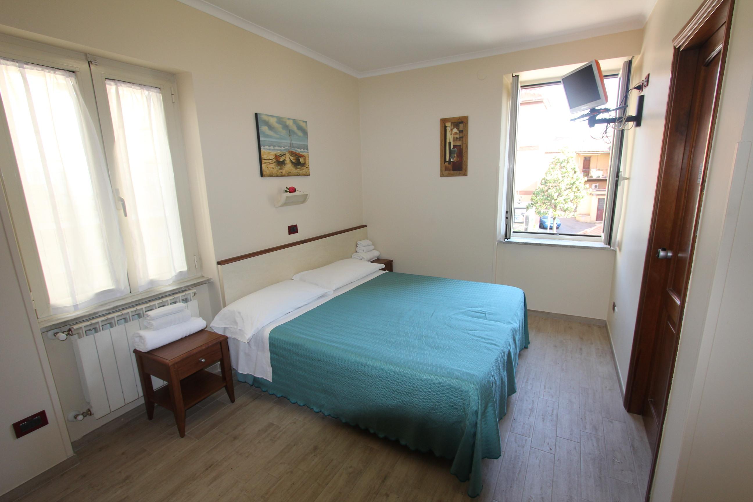 Camera quadrupla roma for Camera roma